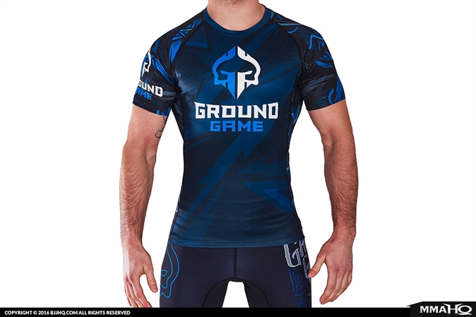 Ground Game VIKING Rashguard